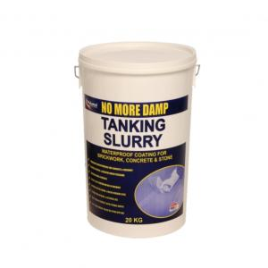 Wykamol No More Damp Tanking Slurry 25Kg