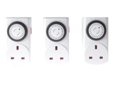 Set of three SMJ Compact Timers