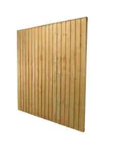 Featheredge Dipped Panel