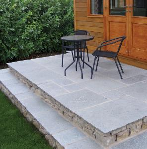 Teal Limestone Paving calibrated Project Pack