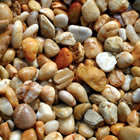 Apricot Chippings 14-22mm*