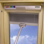 Keylite Integral Blind Opening Pole