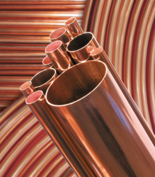 Copper Tube plain 3mtr (Table X)