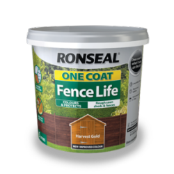 Ronseal One Coat Fence Life 9ltr