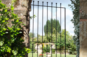 Metal Garden Gates & Railings
