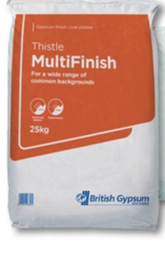 Bagged Plaster & Joint Mix