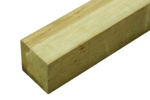 Decking Support Post 82 x 82mm 2.40 mtr