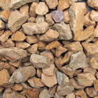 Golden Flint Chippings 10mm & 20mm
