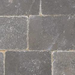 Midnight Blue Limestone Block Paving