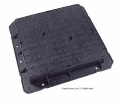 600 x 600 D400 manhole Cover and Frame