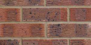 Forterra LBC 65mm Claydon Red Multi Brick