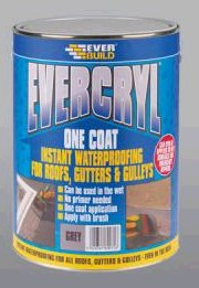 Everbuild Evercryl One Coat Roof Repair (5KG)