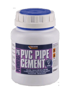 PVC Pipe Cement