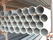 General Purpose Black Duct Pipe 75mm