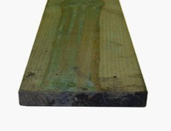 Green Treated Fence Boards 1.80 mtr