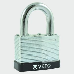 Timco laminated padlock 50mm
