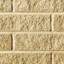 Walling Split Stone Buff 65mm
