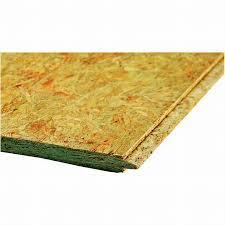 TG4 OSB3 2400 x 600mm Roofing/Flooring Sheet