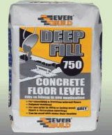 Everbuild Deep Fill Floor Level Compound 750 25kg