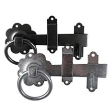 Plain Ring Gate Latch