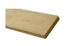 Smooth Timber Decking Board/Rail 145 x 33mm x 4.8mtr