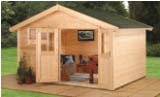 Soma Log Cabins - An ideal Playhouse or Workshop
