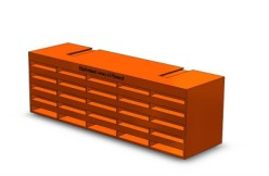 Timloc Plastic Air Brick 225 x 65mm