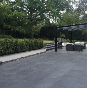 Black Slate Calibrated project pack 18.8m2