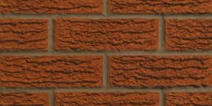 Forterra 65mm Langwith Red Rustic Brick