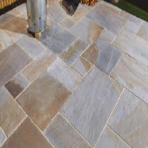 Classicstone Yorkshire Blend Sandstone Paving Calibrated Project Pack 18.9m2