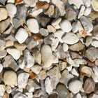 Yorkshire Cream Pebbles 15 - 30mm
