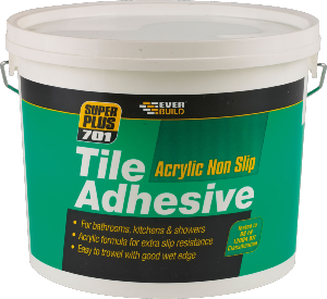 Tile Adhesives, Grout & Floor Levelling Compounds