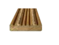 Enhanced Grip Timber Decking Board 32 x 125mm x 4.2mtr