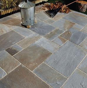 Old York Sandstone Paving Project Pack 18.9M2