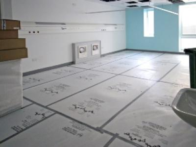 Florprotec T-Bord Floor Protection