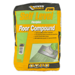 Everbuild Self Level Floor Compound 710 20kg
