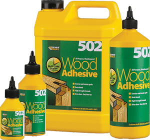 Everbuild Wood Adhesive 502 1Ltr
