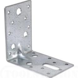 Heavy Duty Angle Bracket 90 x 90 x 63mm