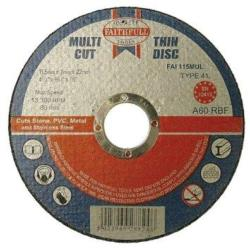 Faithfull Multi Cut Thin Disc