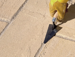Patio & Paving Jointing Solutions