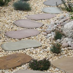 Natural Stone Stepping Stones
