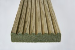 Timber Decking Boards 32x125mm