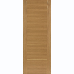 Roma Prefinished Oak Gallia Door
