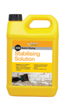 Drive and patio sealers builders timber merchants uk Exterior masonry stabilising solution