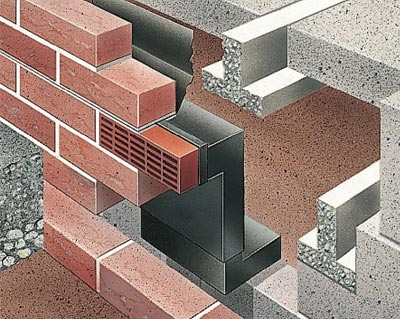 Air Bricks Cavity Liners Floor Vents Builders Amp Timber
