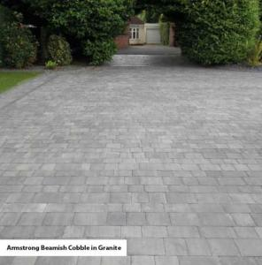 Armstrong Beamish Cobble 50mm