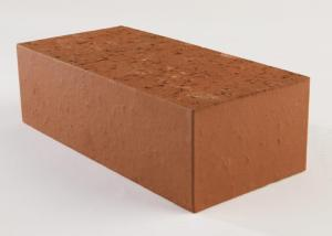 65mm Class B Solid Engineering Brick - Red