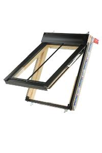Keylite Conservation Fire Escape Roof Window