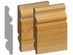 Softwood Skirtings & Architrave