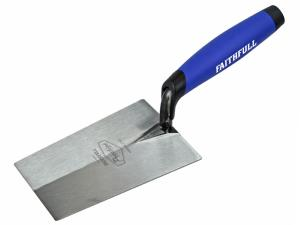 Faithfull Prestige Forged CRV Bucket Trowel 180mm
